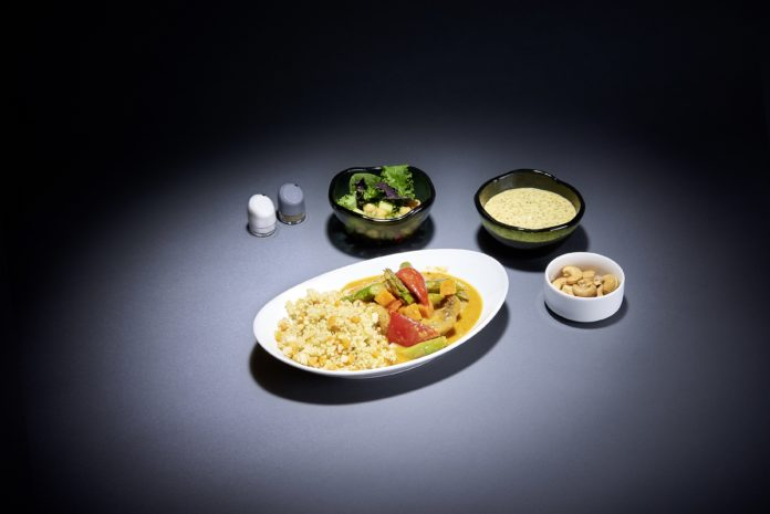 Extended food selection: Lufthansa introduces
