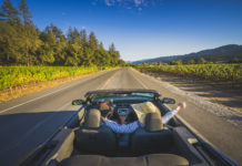 Iconic Road Trips In California