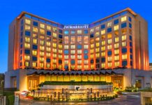 A Relaxing Staycation At JW Marriot: JW Marriot Mumbai Sahar Review