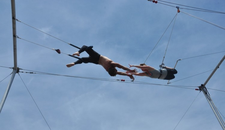 10 Reasons Why You Should Visit Santa Monica This Holiday Season / Trapeze School New York