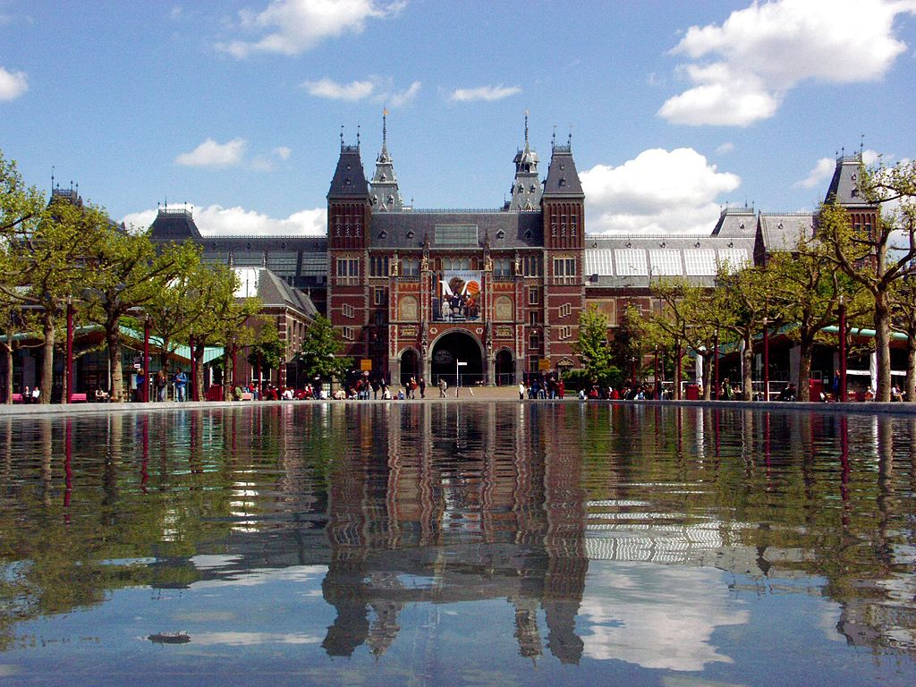 12 Things To Do In Amsterdam 2019 / Rijks Museum