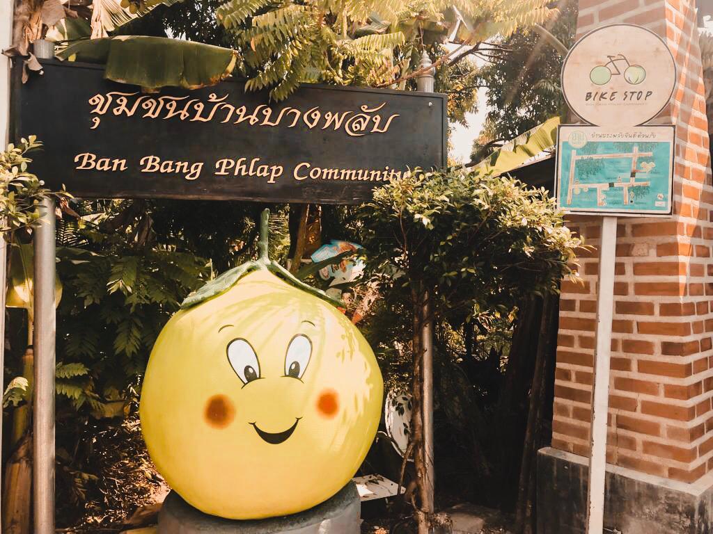 Ban Bang Phlab Community Bangkok