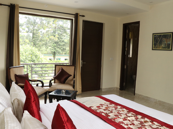 Best Resorts In Jim Corbett / Atulya Resort