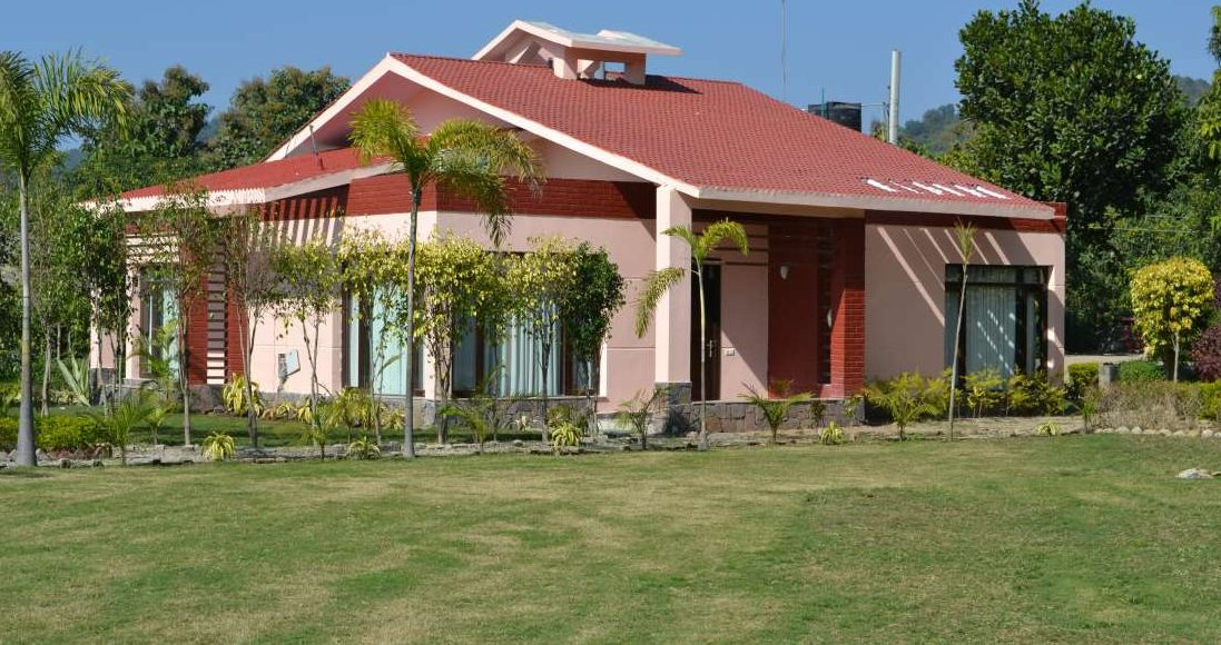 Best Resorts In Jim Corbett / Corbett Wild Iris Spa & Resort