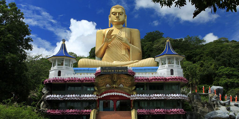 14 Best Things To Do In Colombo | Dambulla Cave Temple