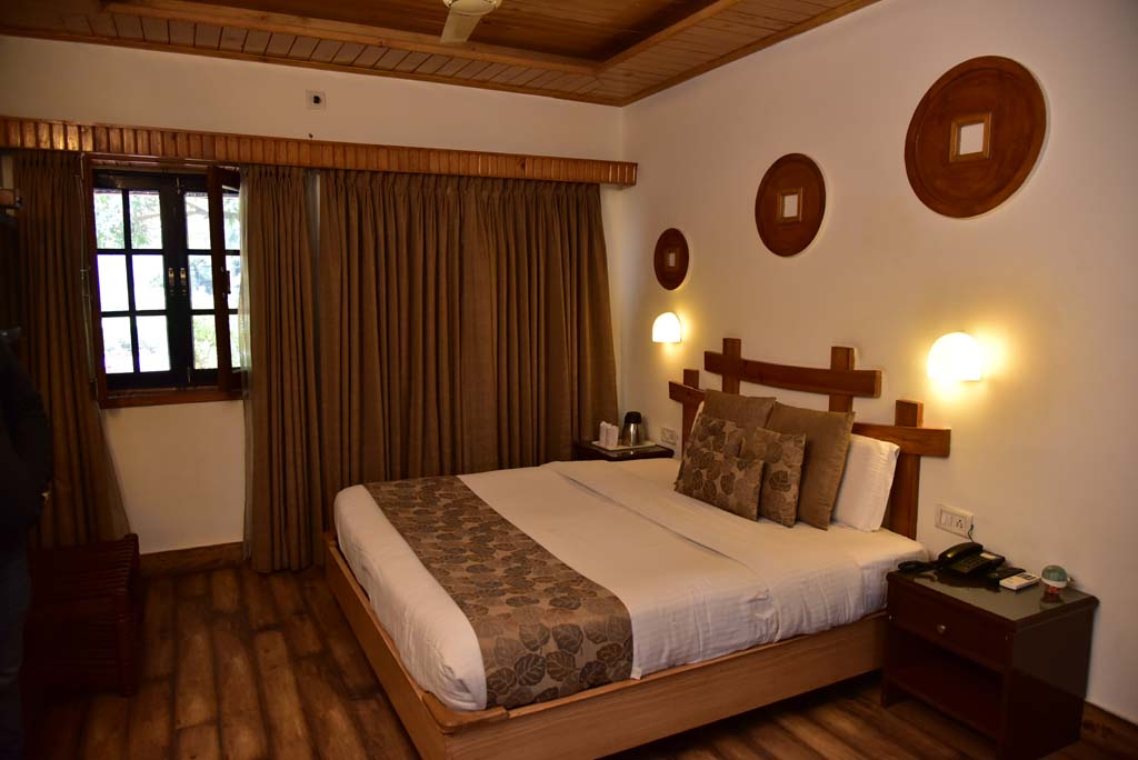 Best Resorts In Jim Corbett / Jungle Leela Resort
