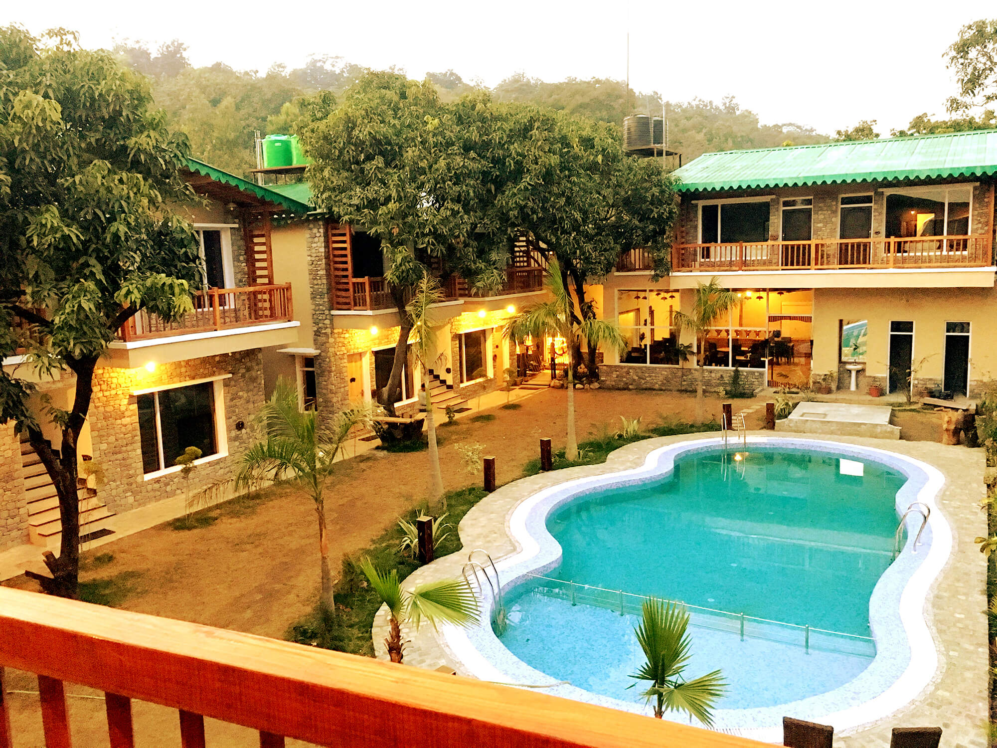 Best Resorts In Jim Corbett / Le Reserve Corbett
