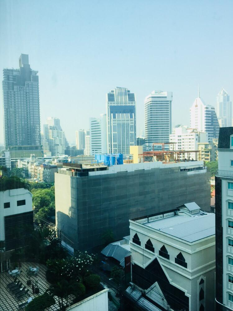 Mercure Bangkok Room View