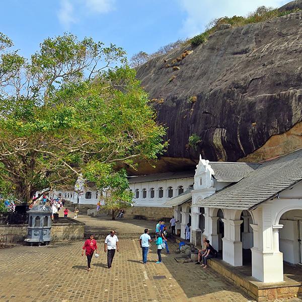 Dambulla Cave Temple SriLanka