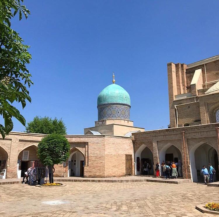 Khast Imam - Tashkent