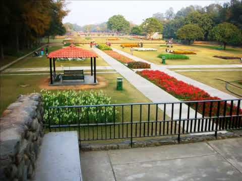 10 Best Places To Visit In Chandigarh, India / Terraced Garden