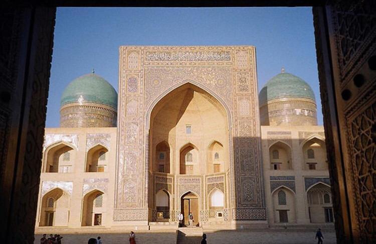 Mir-i-Arab Madrasah
