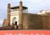 13 Best Things To Do In Bukhara, Uzbekistan