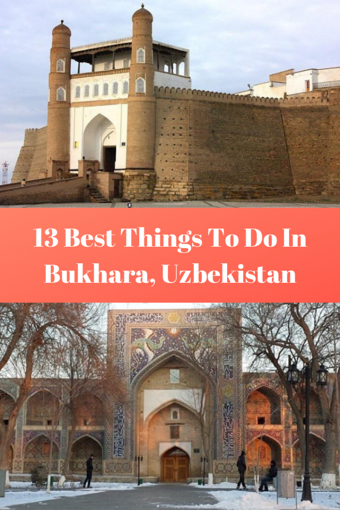 13 Best Things To Do In Bukhara, Uzbekistan