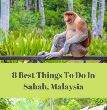 Things to do in sabah