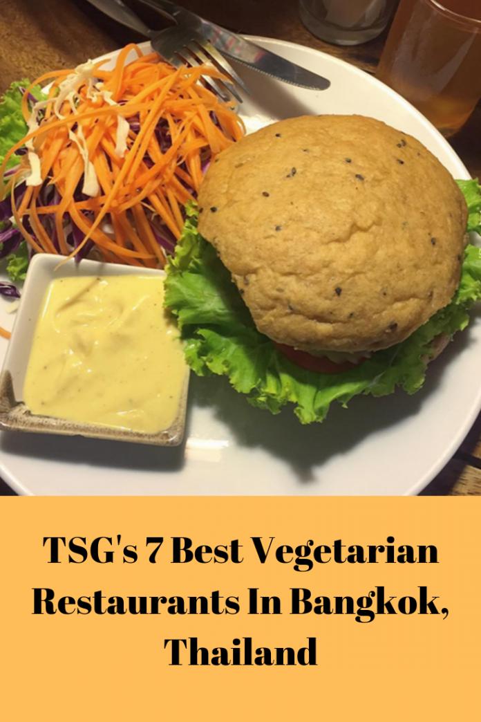 Best Vegeterian Restaurants In Bangkok