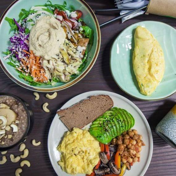 TSG's 10 Best Vegan Restaurants In Singapore / Kitchen By Food Rebel