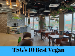 vegan restaurants in singapore