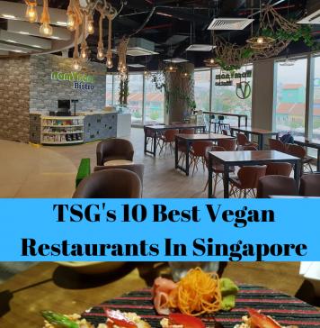 vegan restaurants in singapore