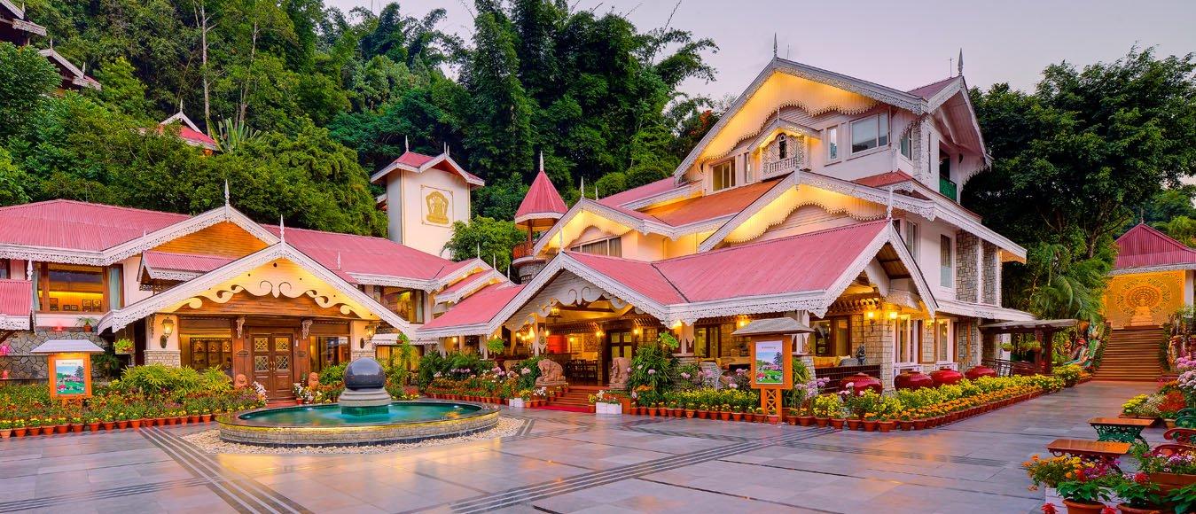 TSG's 11 Best Hotels In Gangtok, Sikkim / Mayfair Gangtok