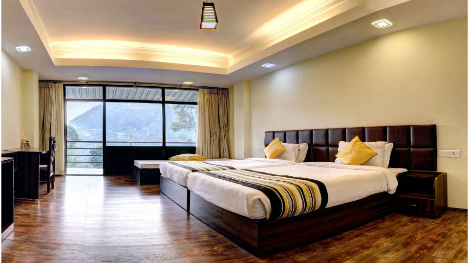 TSG's 11 Best Hotels In Gangtok, Sikkim / Summit Norling Resort & Spa
