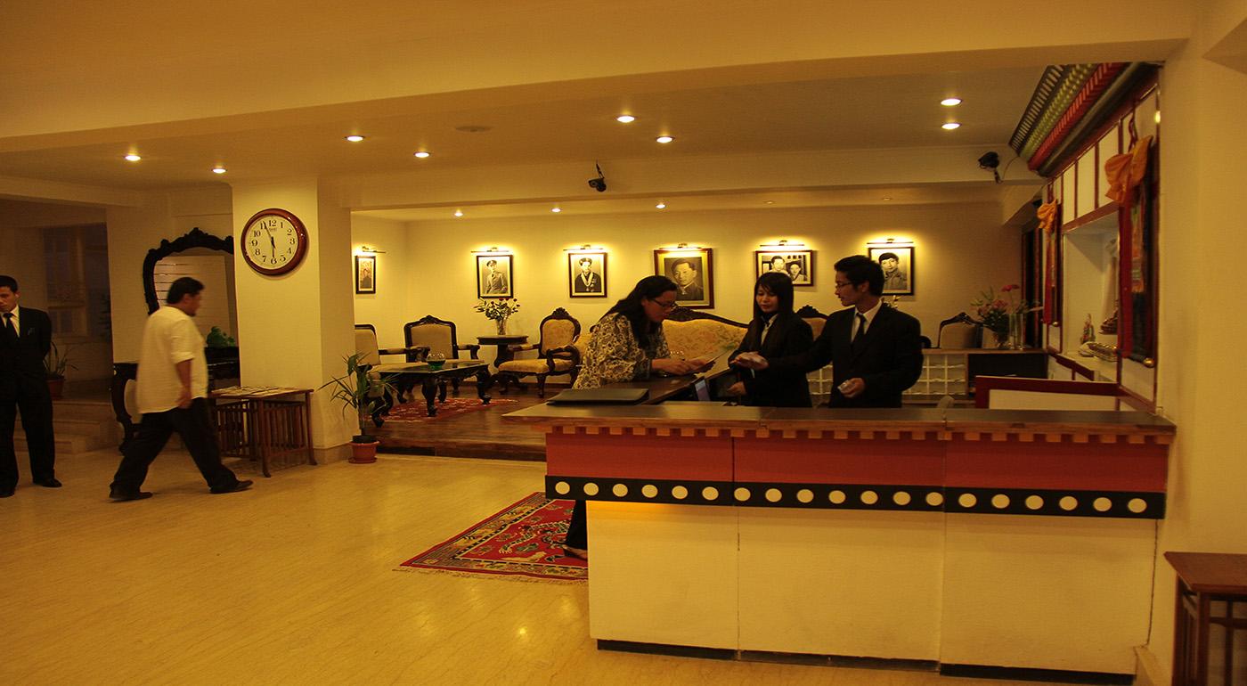 Hotel Club Mahindra / The Keepsa Residency