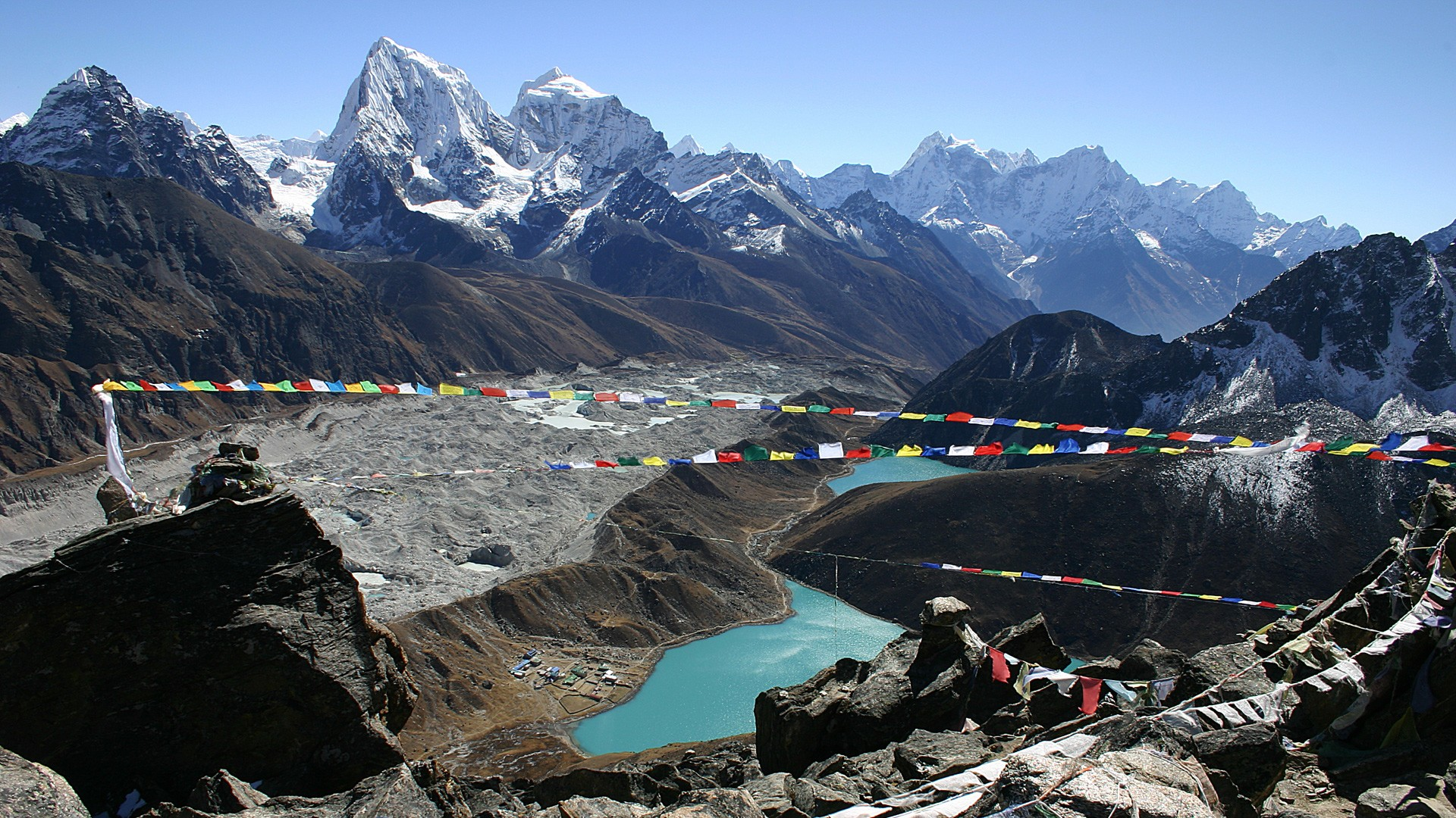 13 Best Places To Visit In Nepal / Gokyo