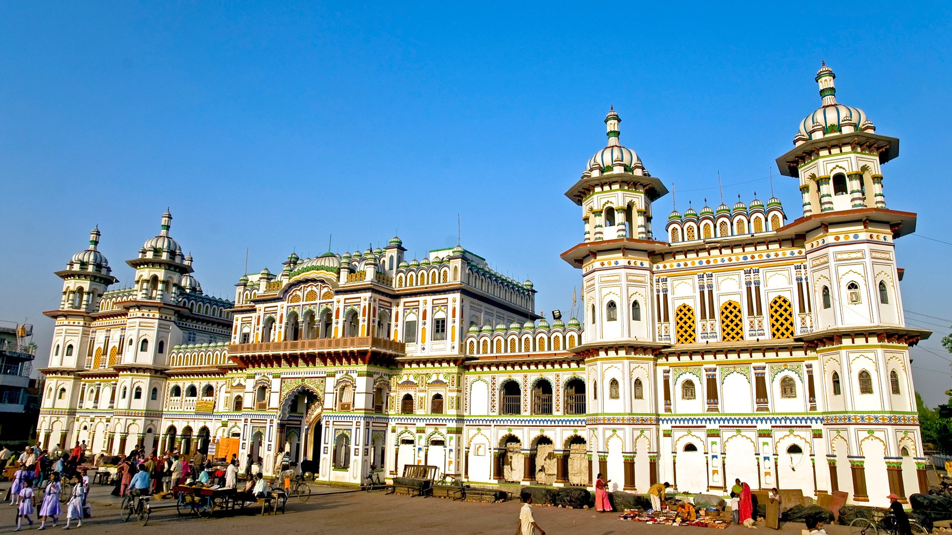13 Best Places To Visit In Nepal / Janakpur