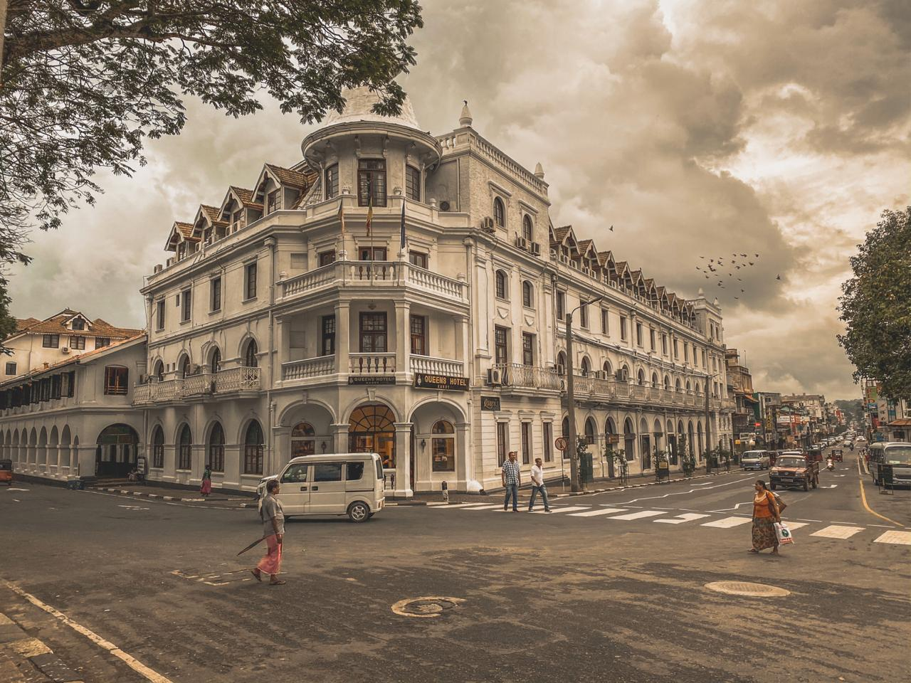 Kandy Colonial Building