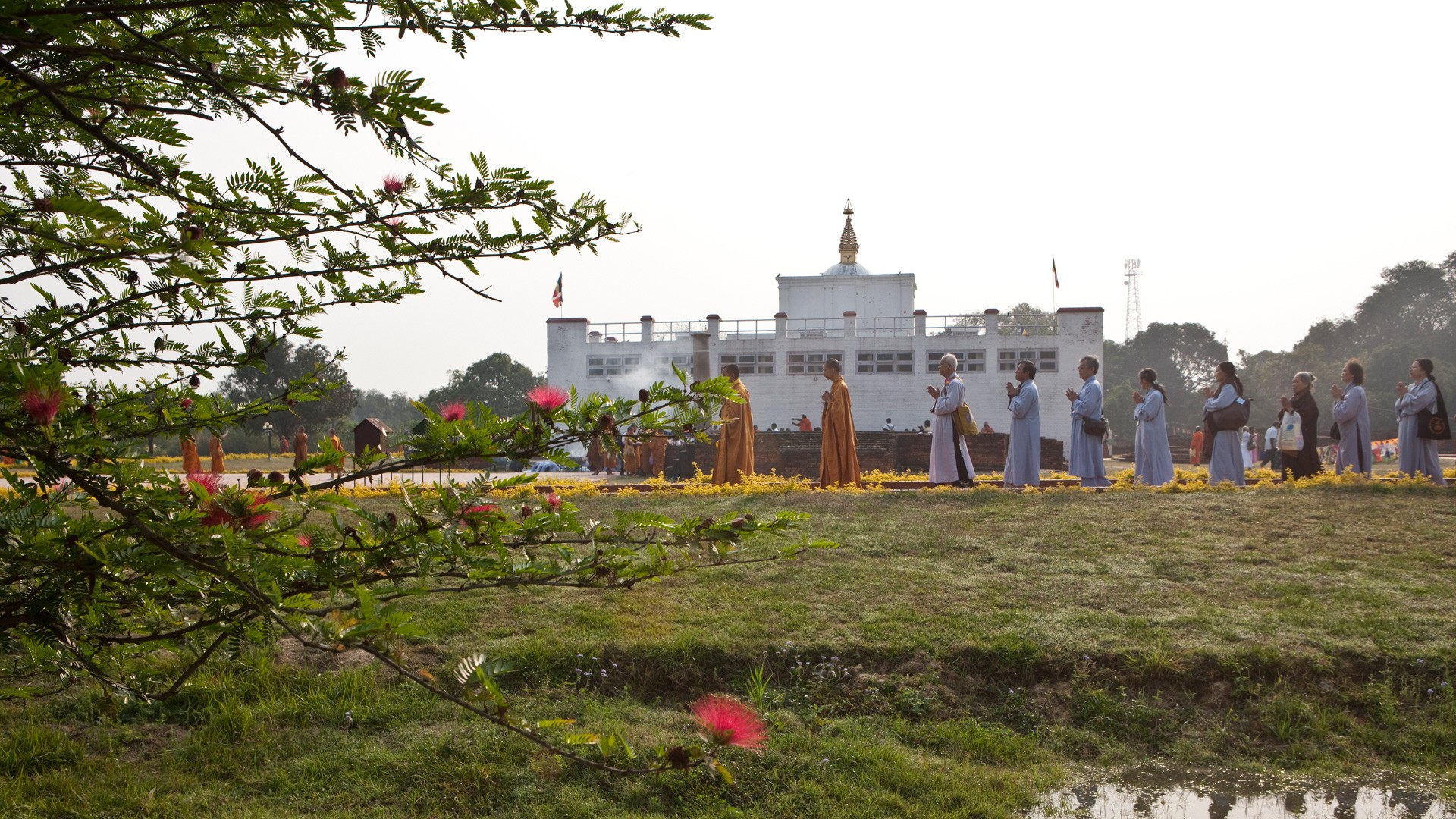 13 Best Places To Visit In Nepal / Lumbini