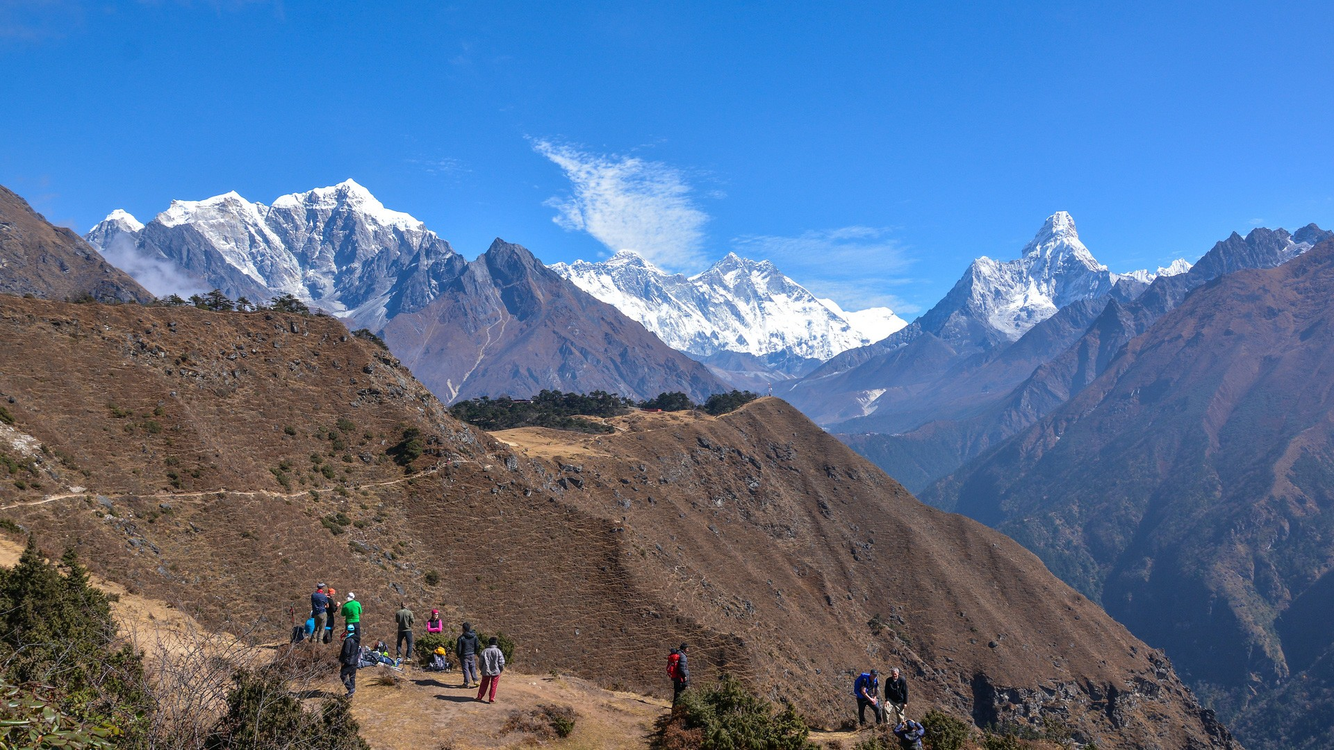 13 Best Places To Visit In Nepal / Sagarmatha National Park