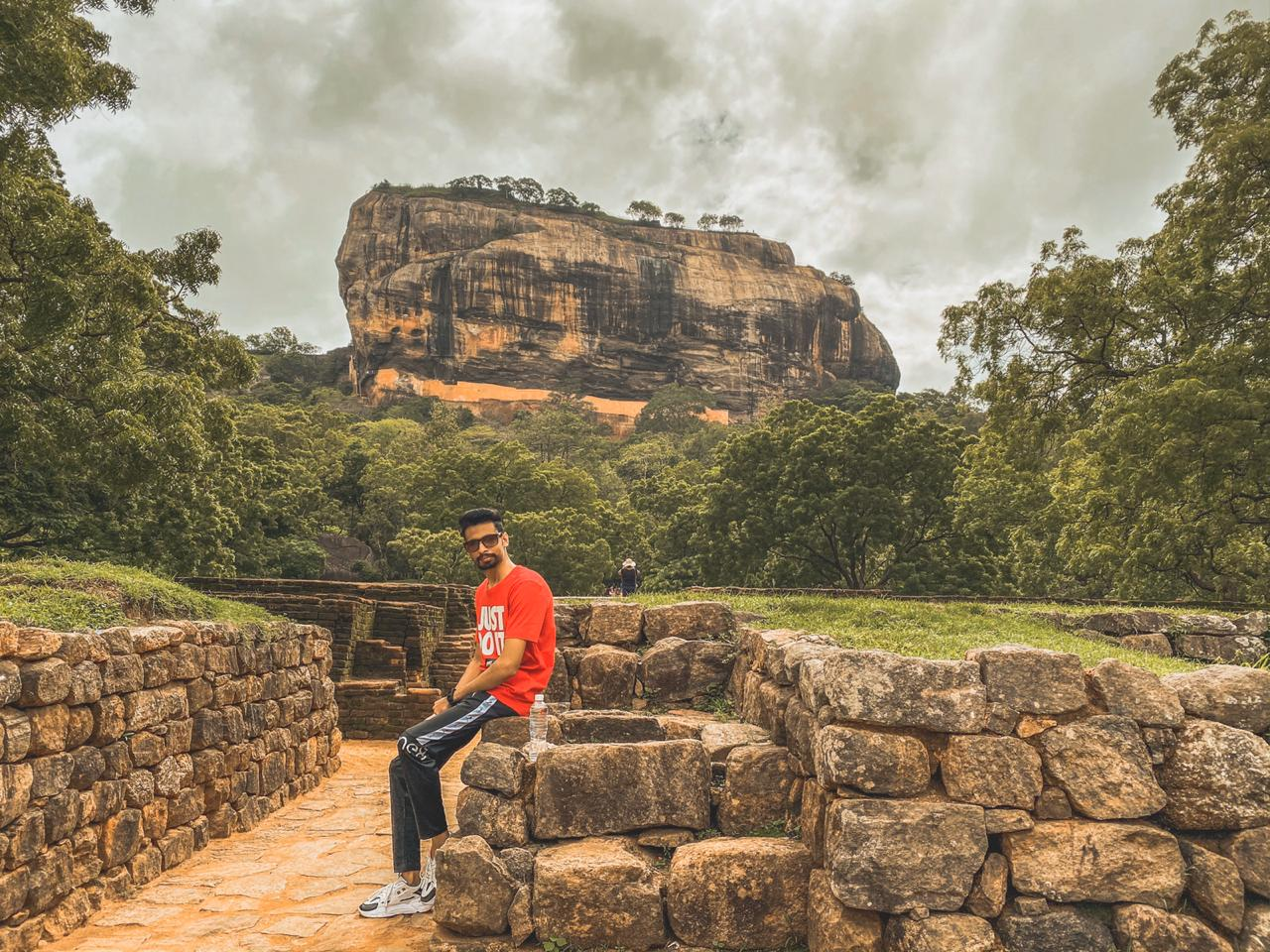 TSG's Top Best Places To Visit In Srilanka / Sigirya Rock Fortress
