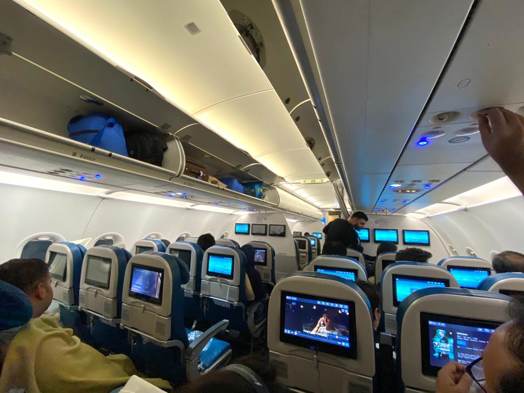 Sri Lankan Airlines UL198 (Delhi – Colombo) /  UL195 (Colombo - Delhi) Economy Class Review