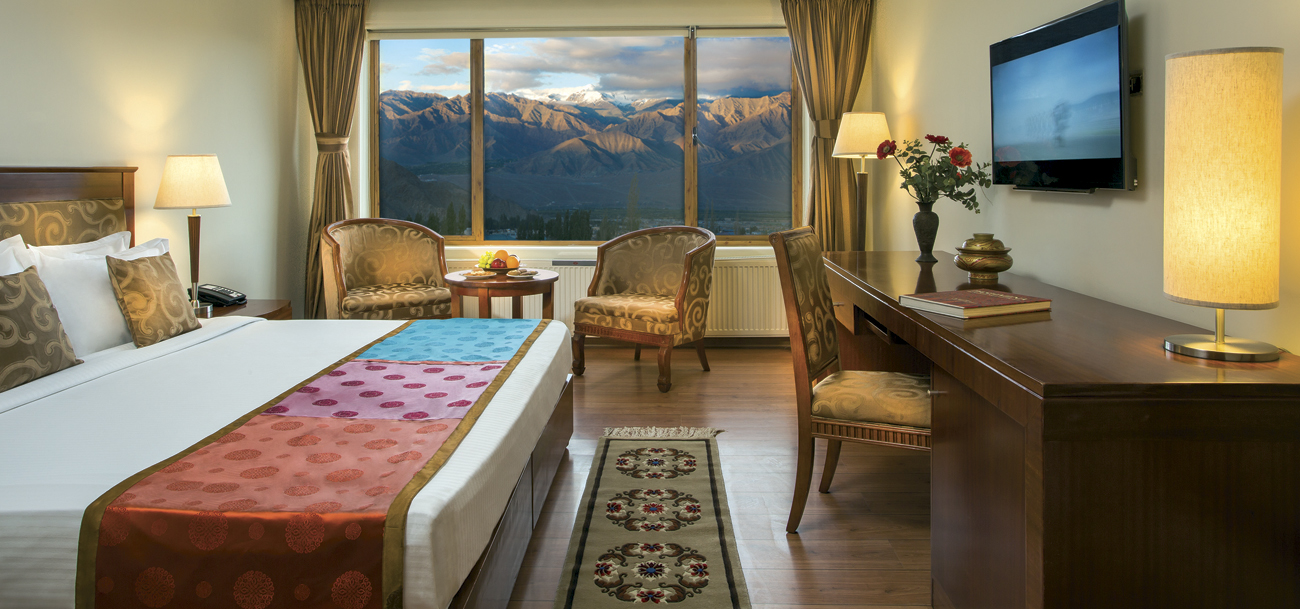 TSG's 13 Best Cheap Budget Hotels In Leh-Ladakh / Grand Dragon Hotel