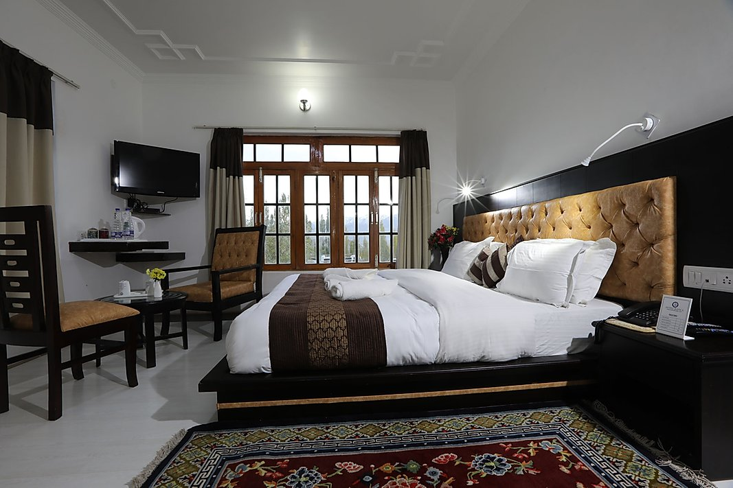 TSG's 13 Best Cheap Budget Hotels In Leh-Ladakh / Hotel Rafica