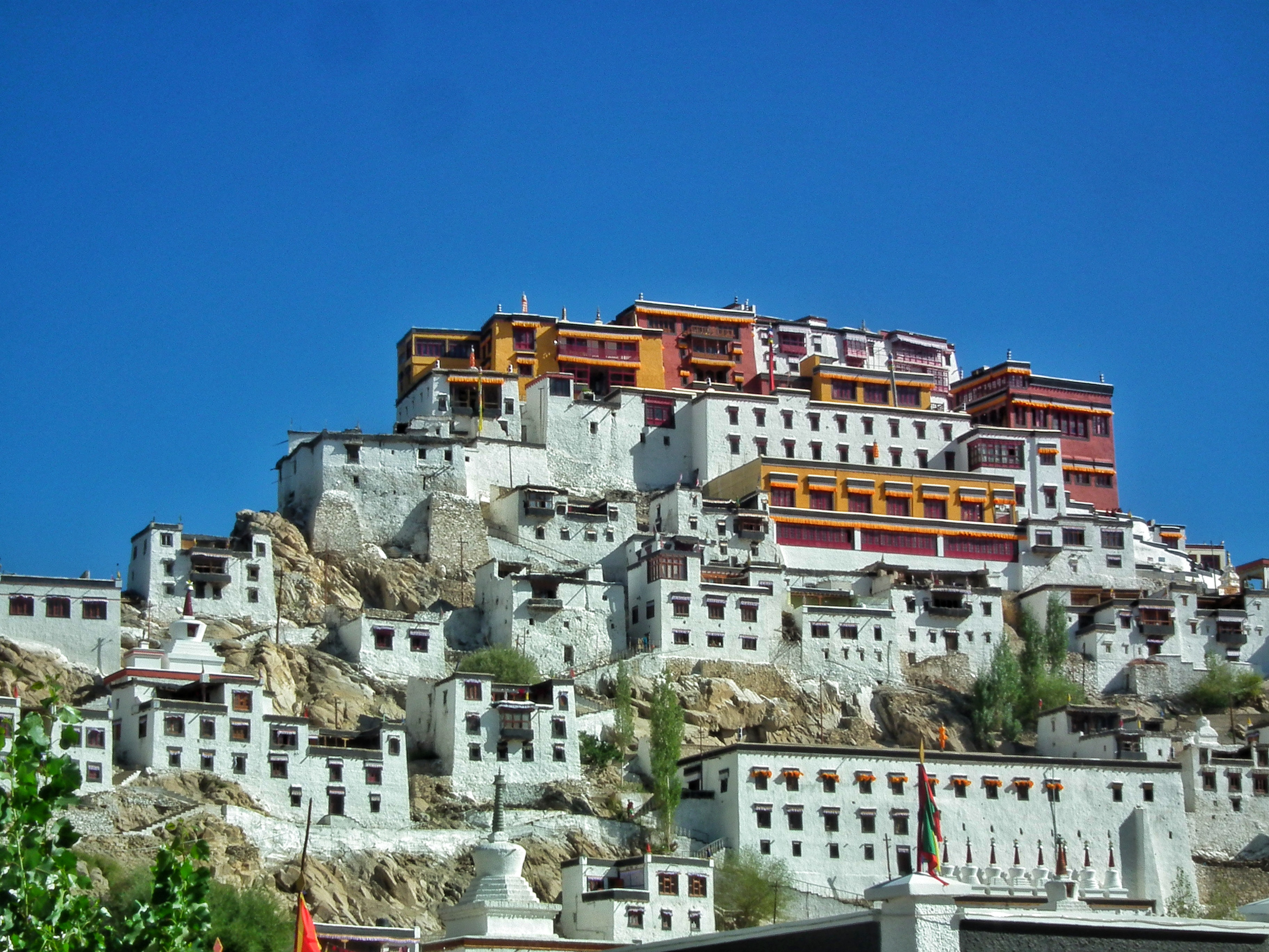 TSG's 13 Best Cheap Budget Hotels In Leh-Ladakh / Silver Cloud Guest House