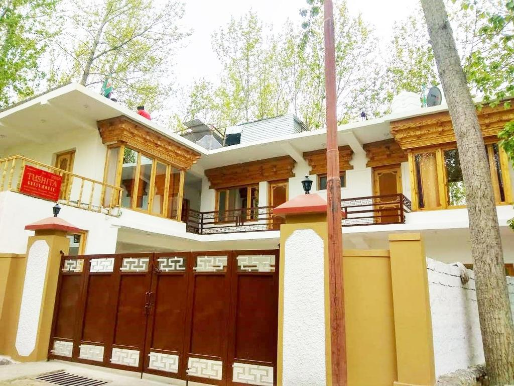 TSG's 13 Best Cheap Budget Hotels In Leh-Ladakh / Tushita Hotel