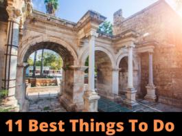 Best Things To Do In Antalya