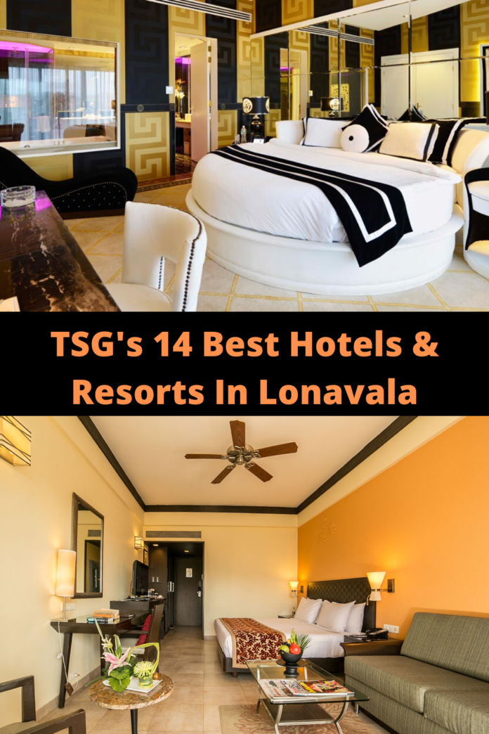 Best hotels & resorts in Lonavala