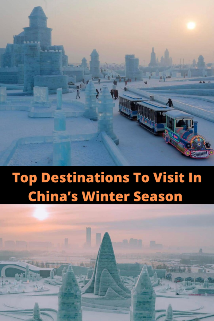 Top Destinations To Visit In China's Winter Season