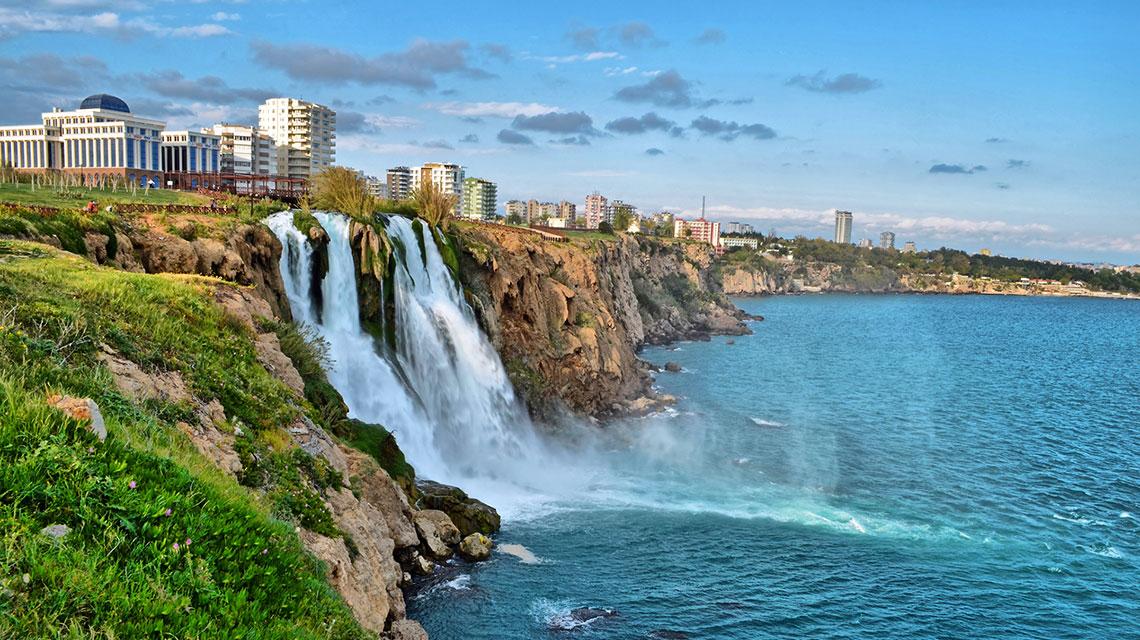 11 Best Things To Do In Antalya, Turkey / Duden Waterfalls