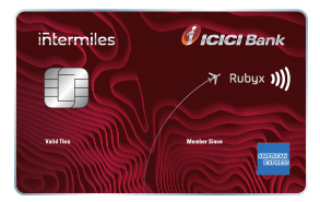 Intermiles ICICI Bank Sapphiro Credit Card