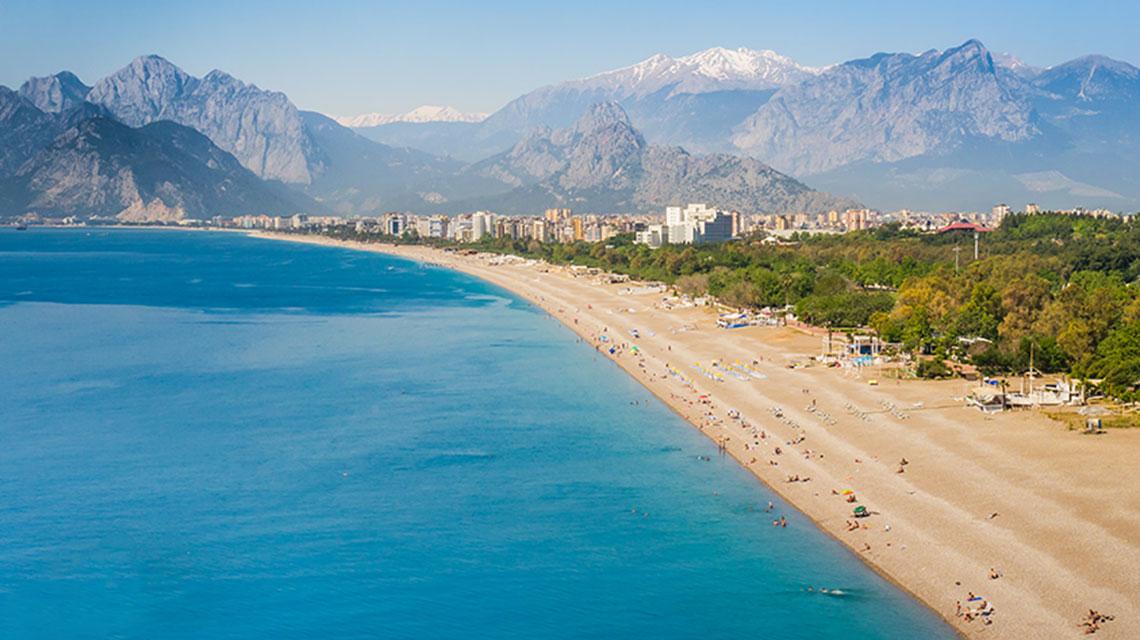 11 Best Things To Do In Antalya, Turkey / Konyaalti Beach