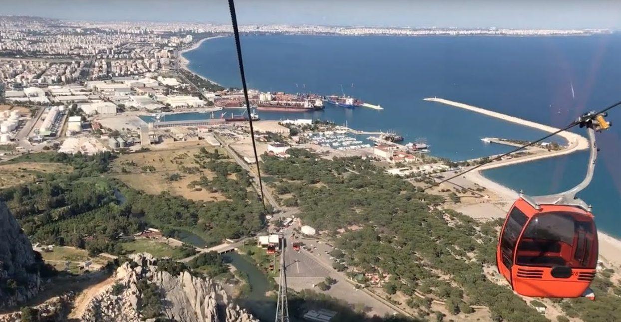 11 Best Things To Do In Antalya, Turkey / Tunektepe Telefreik