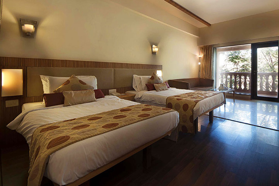 Best Hotels & Resorts In Lonavala - The Lagoona Resort