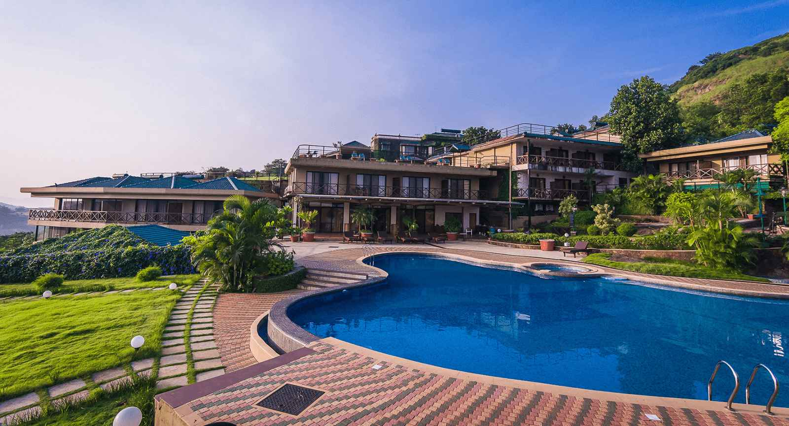 Best Hotels & Resorts In Lonavala - Upper Deck Resort