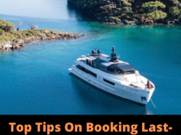 Top Tips On Booking Last-Minute Deals For Cruises