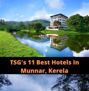 TSG's 11 Best Hotels In Munnar, Kerela