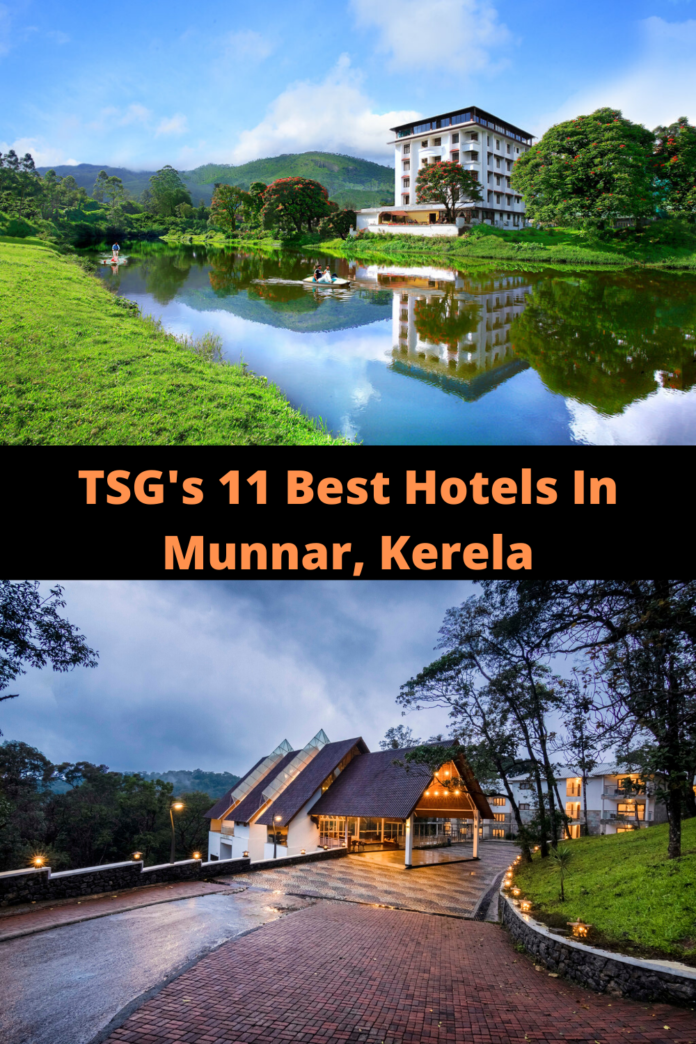 TSG's 11 Best Hotels In Munnar, Kerela