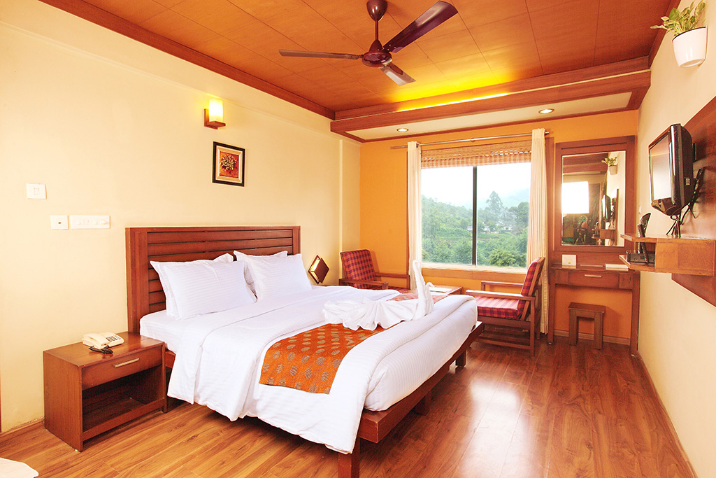 Best Hotels In Munnar - Grand Plaza Munnar